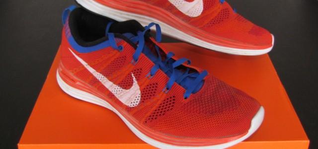 Test des Nike Flyknit Lunar +1