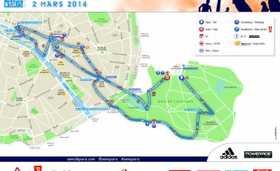 Ma Playlist du Semi Marathon de Paris