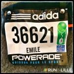 Mon Semi Marathon de Paris