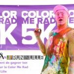 La Color Me Rad débarque à Lille le 31 Mai !