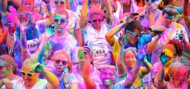 Concours Color Me Rad 5K de Lille : Les résultats