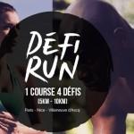 Le Fit Challenge ASSU 2000 présente la DEFI RUN