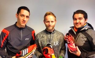J'ai testé pour vous – la nouvelle gamme de running Adidas